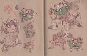 goblin bombers