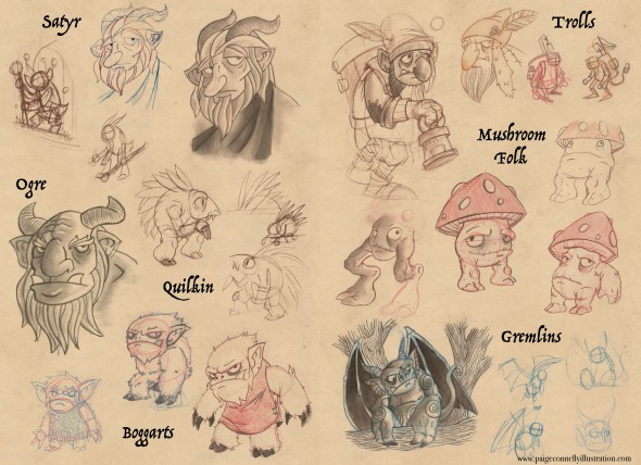 creatures for MM