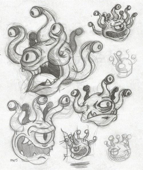 beholder_sketches